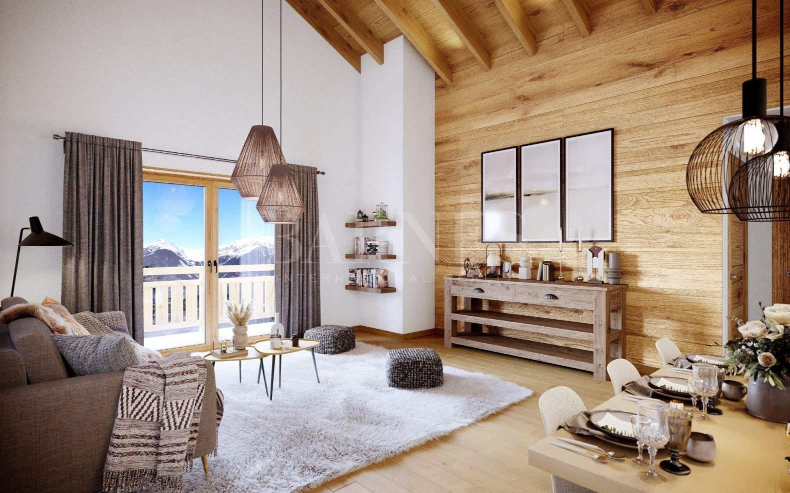Les Avanchers-Valmorel  - Housing estate  - picture 3