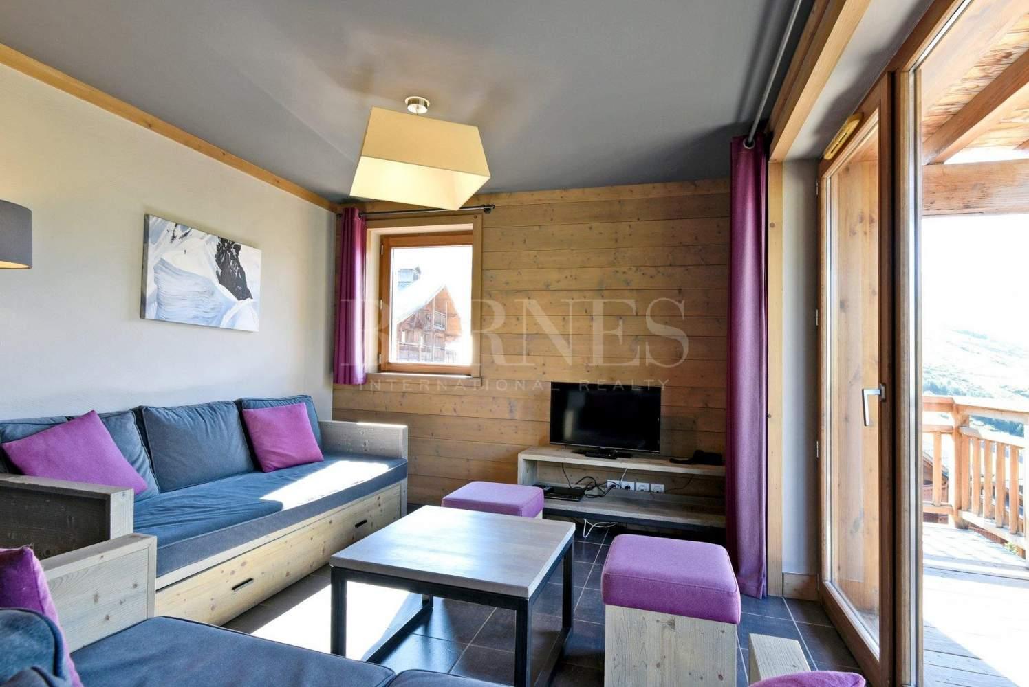 Les Menuires  - Appartement 5 Pièces 4 Chambres - picture 4