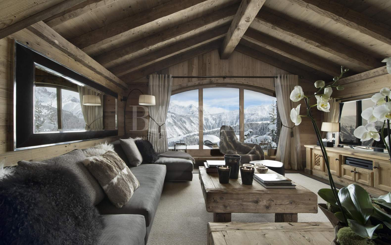 Courchevel  - Chalet 7 Bedrooms - picture 4