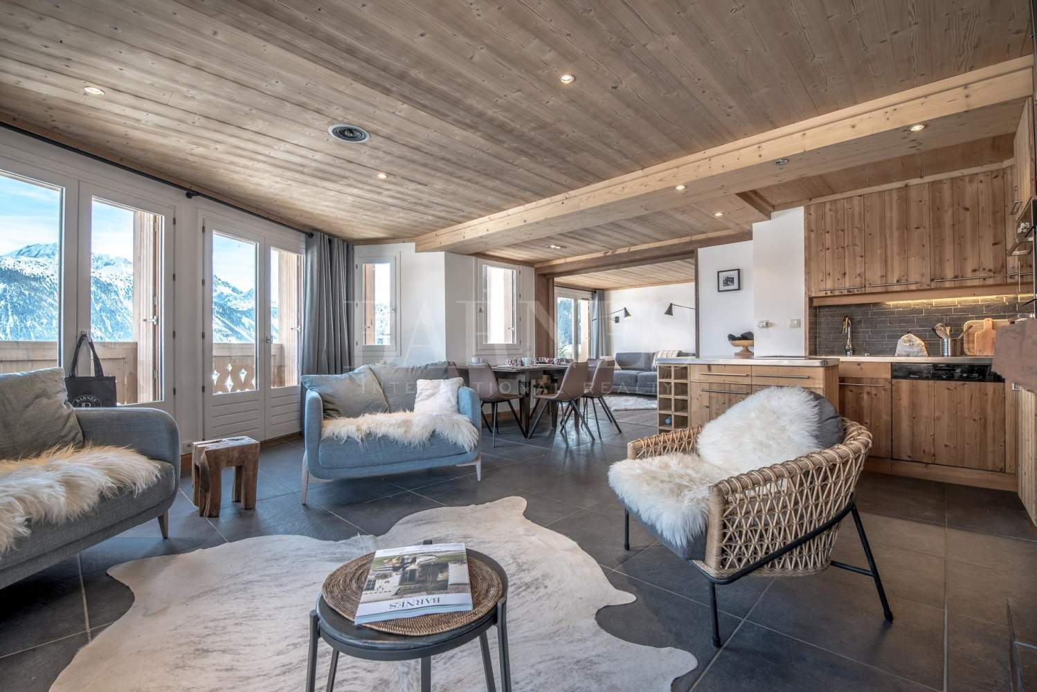 Courchevel  - Appartement  3 Chambres - picture 3