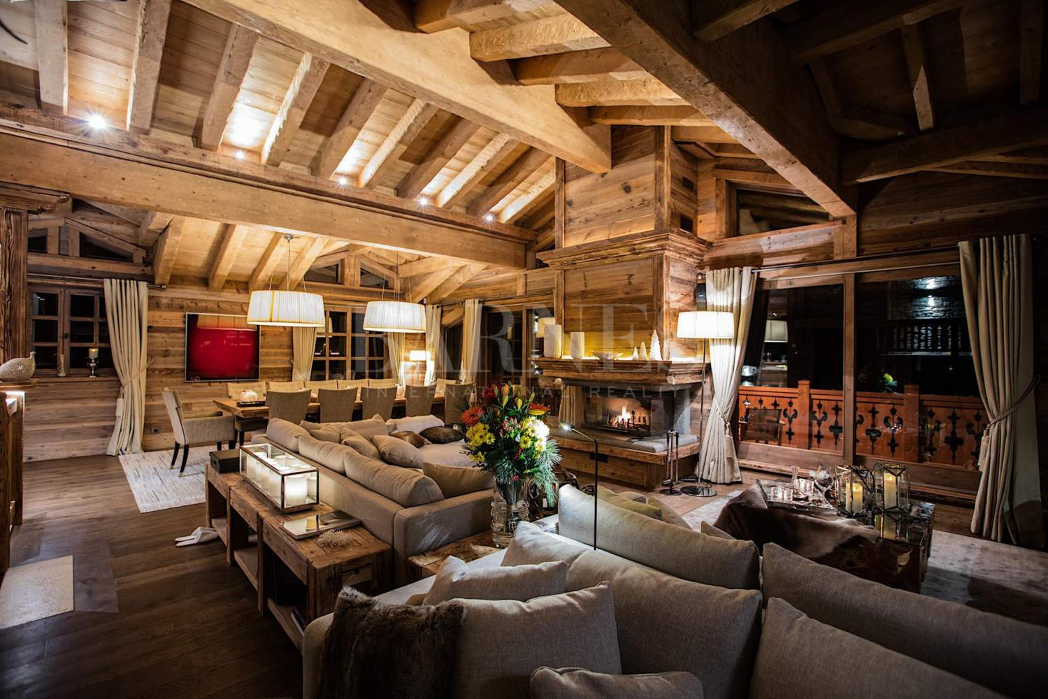 Courchevel  - Chalet  7 Chambres - picture 2
