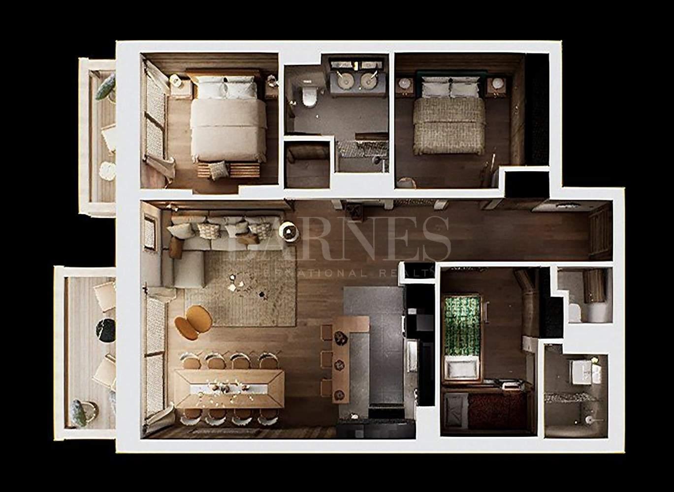 Méribel  - Apartment 3 Bedrooms - picture 16