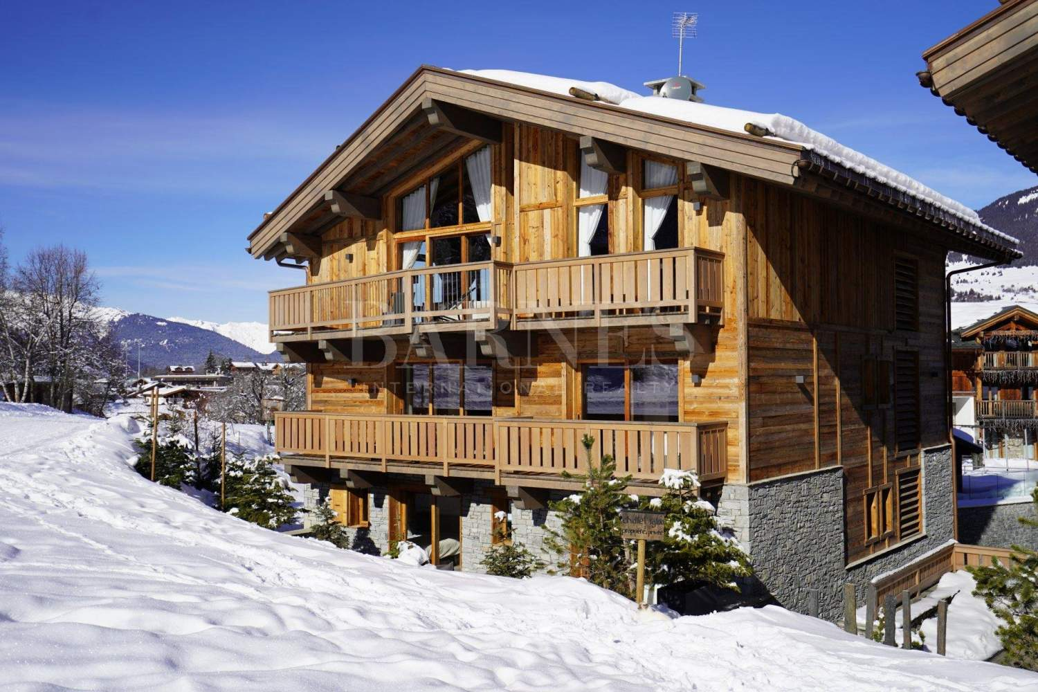 Courchevel  - Chalet  6 Chambres - picture 1