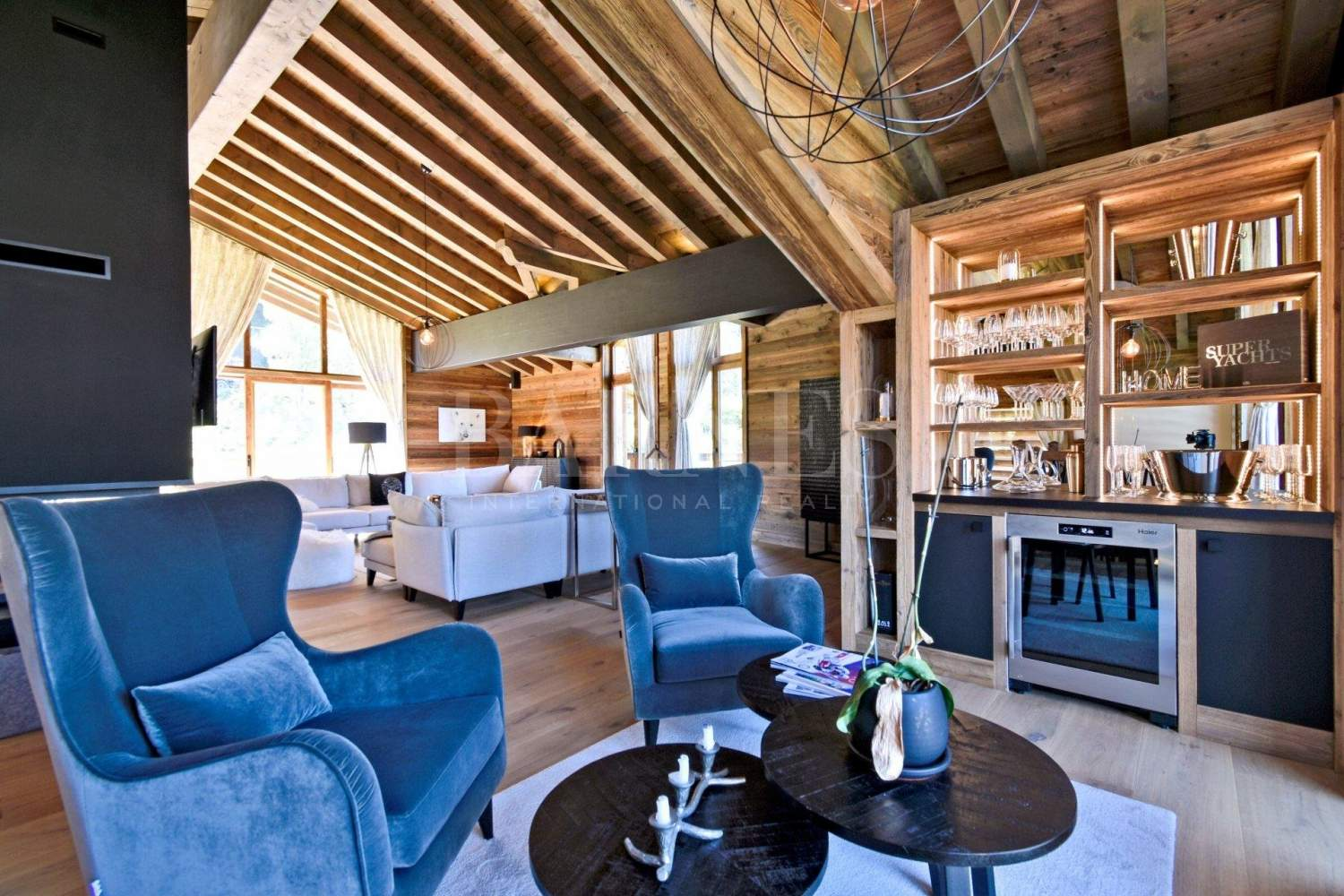 Courchevel  - Chalet  6 Chambres - picture 4