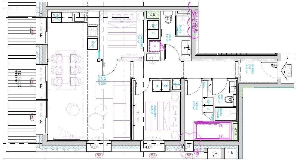 Méribel  - Appartement  2 Chambres - picture 12