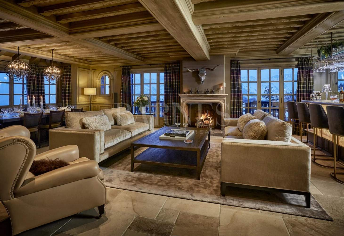 Courchevel  - Chalet 6 Bedrooms - picture 3