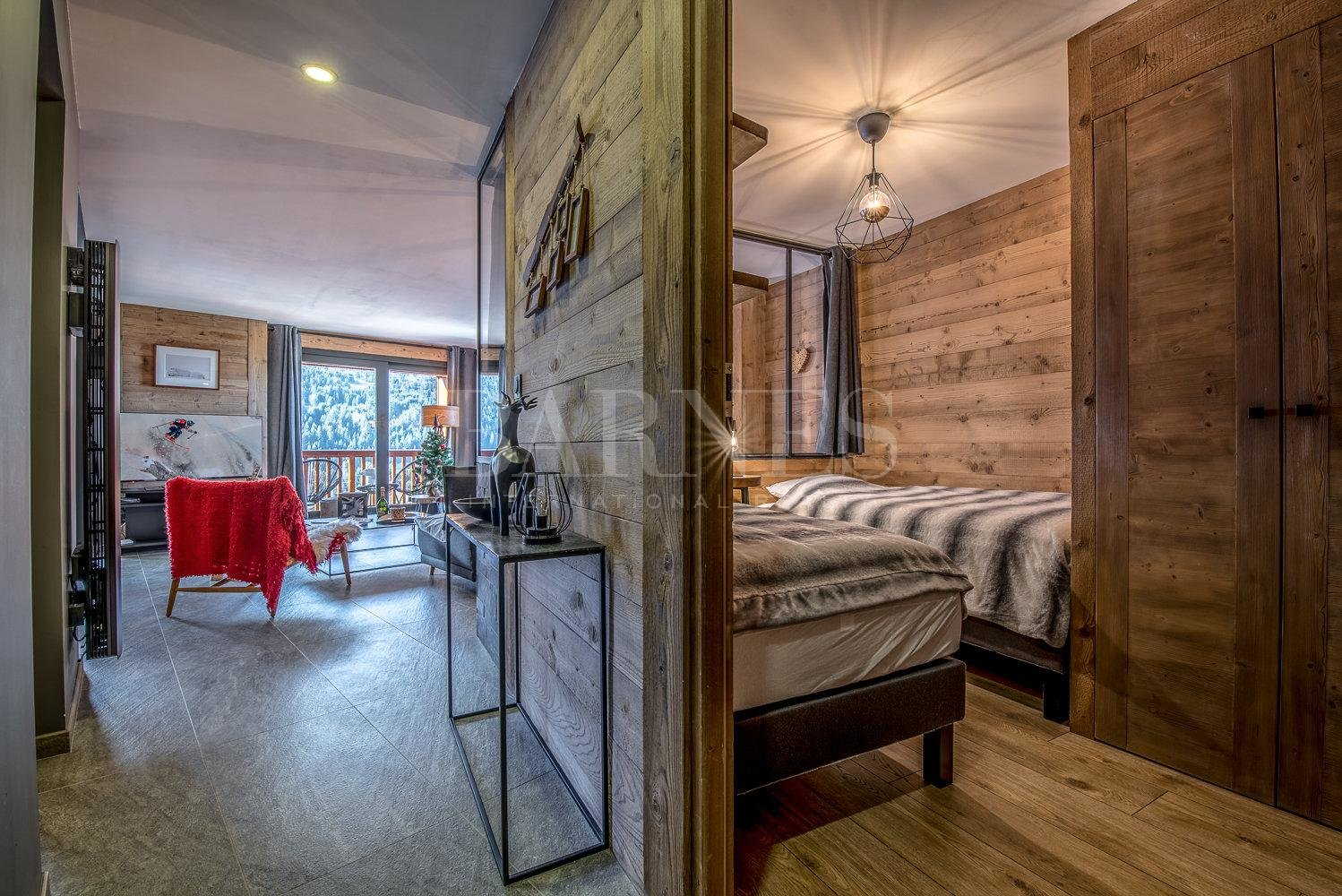 MOREL - Superb apartment close to the center and ski slopes picture 11
