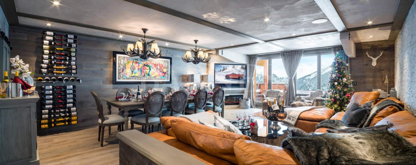 Courchevel  - Apartment 4 Bedrooms - picture 1