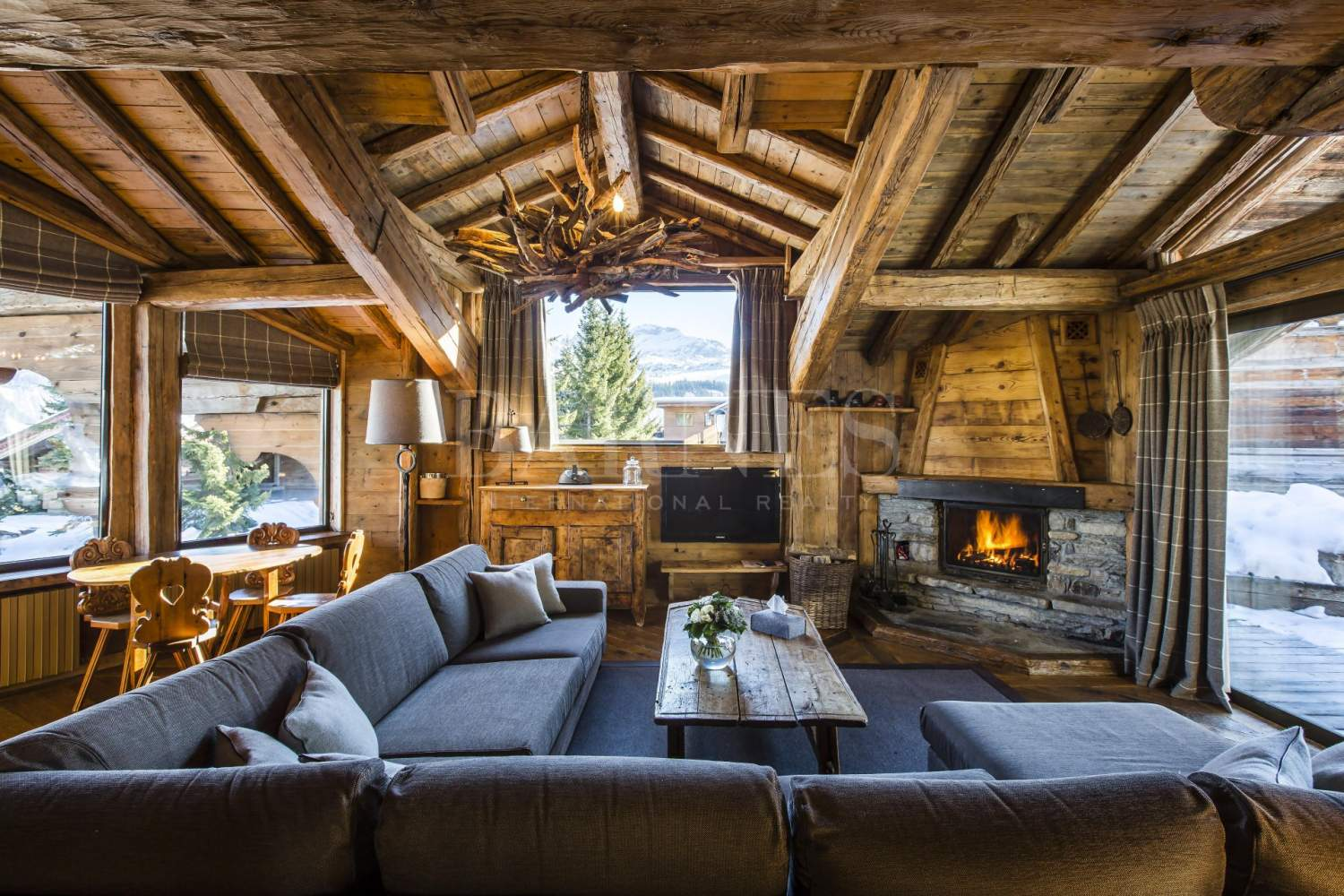 Courchevel  - Chalet  4 Chambres - picture 2