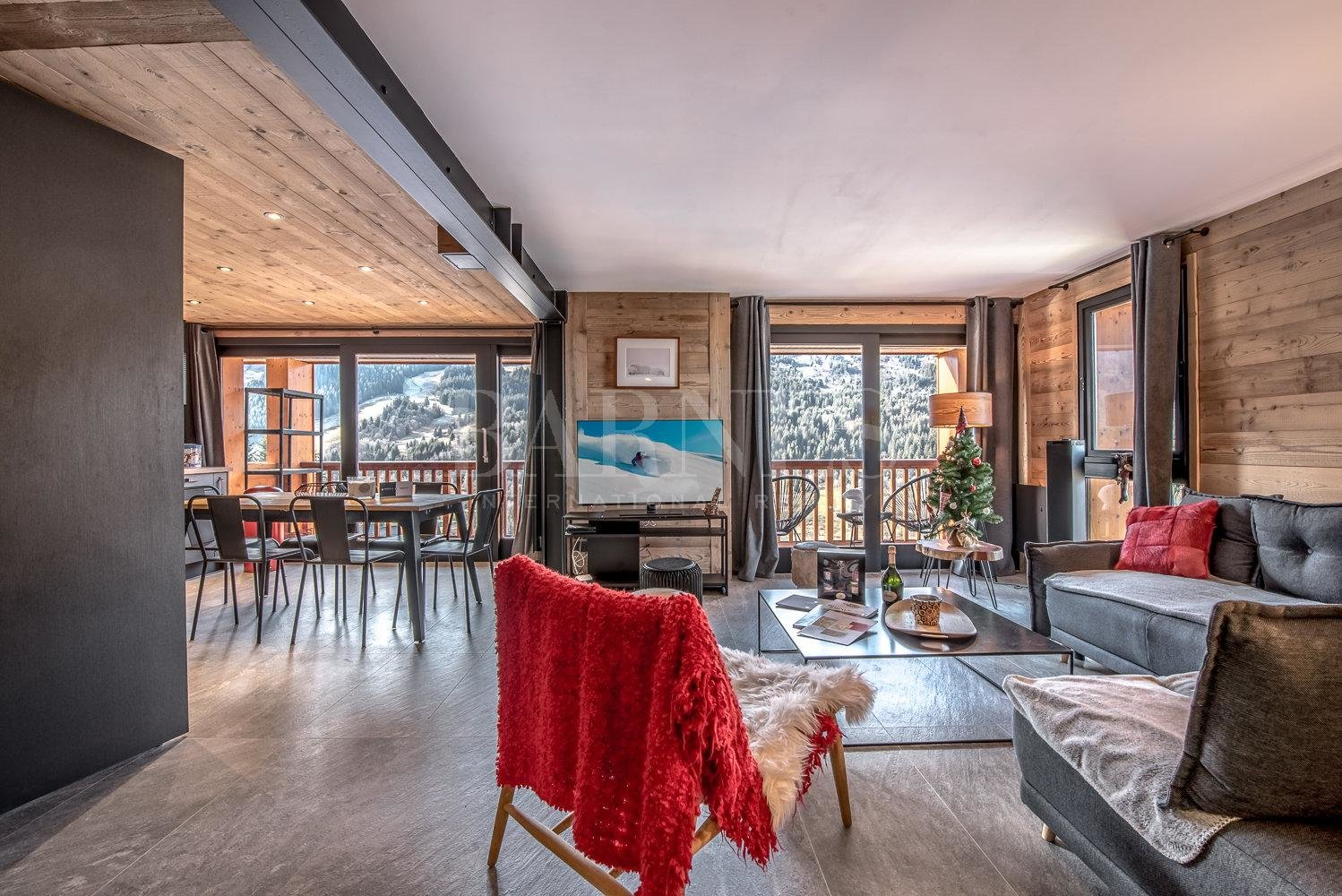 MOREL - Superb apartment close to the center and ski slopes picture 1