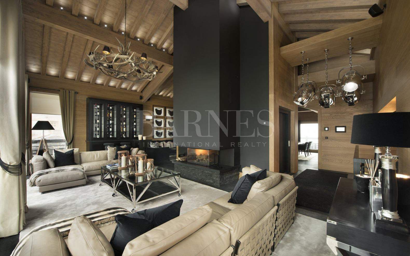 Most Beautiful chalet in Courchevel picture 1