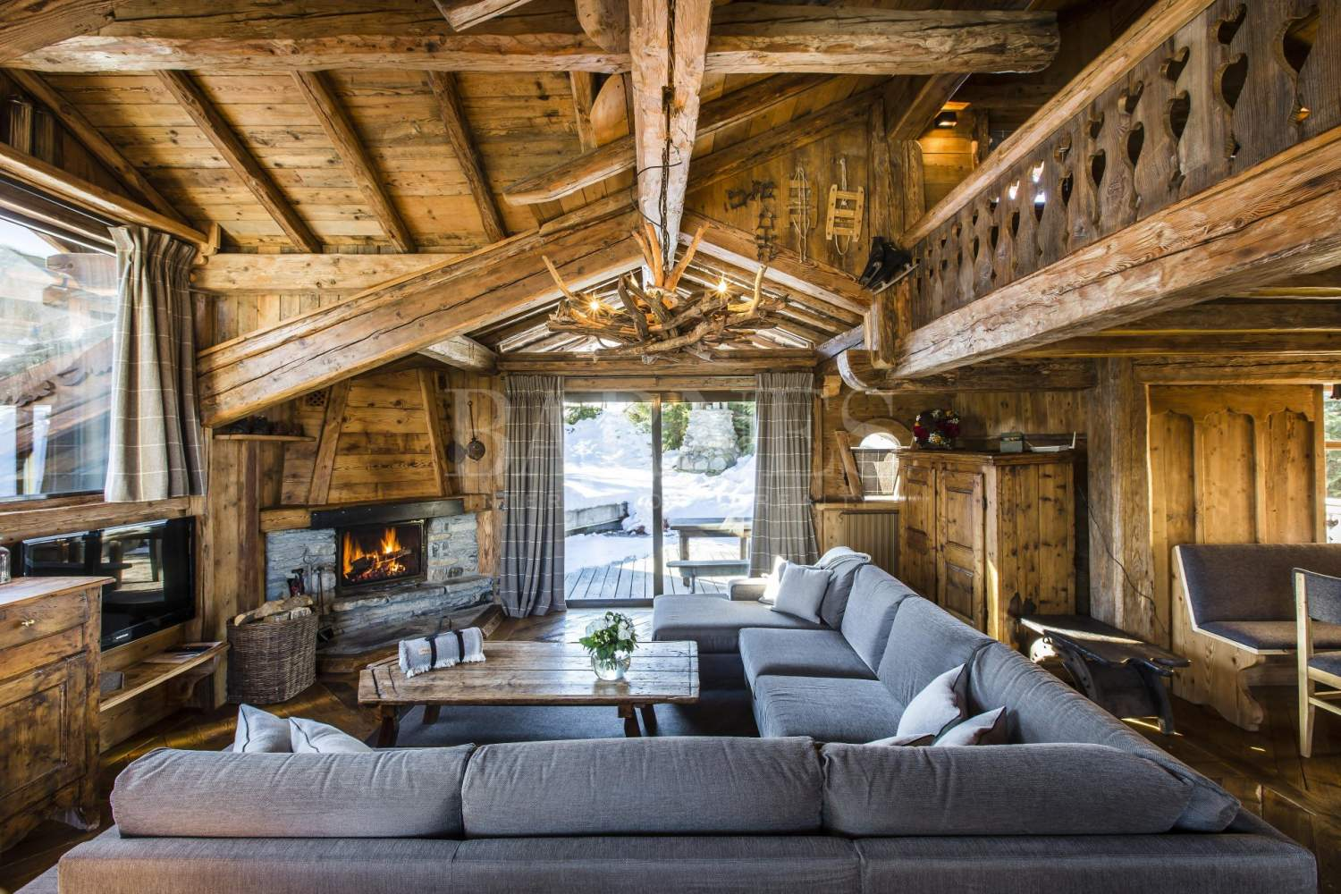 Courchevel  - Chalet  4 Chambres - picture 4