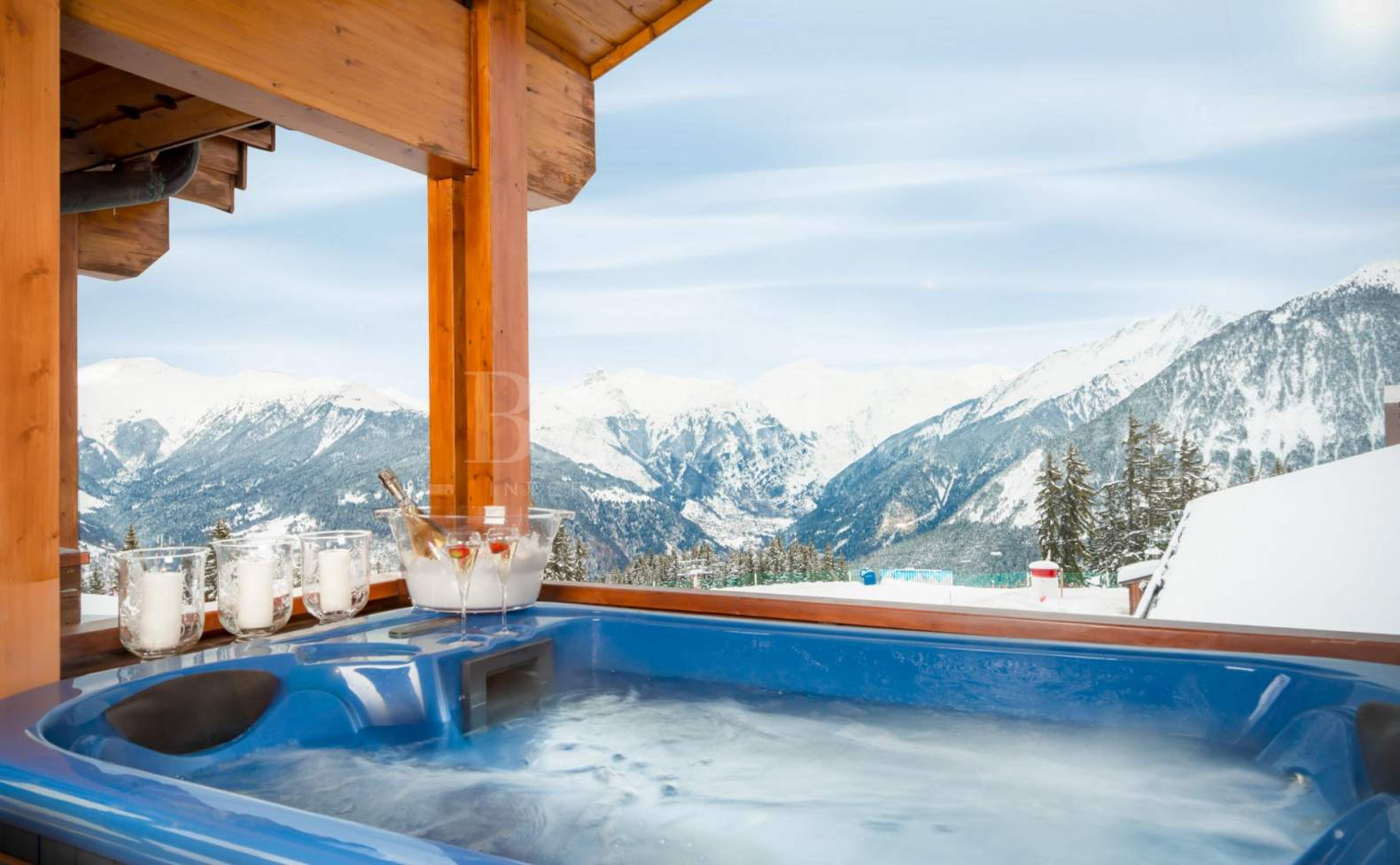 Courchevel  - Apartment 4 Bedrooms - picture 15
