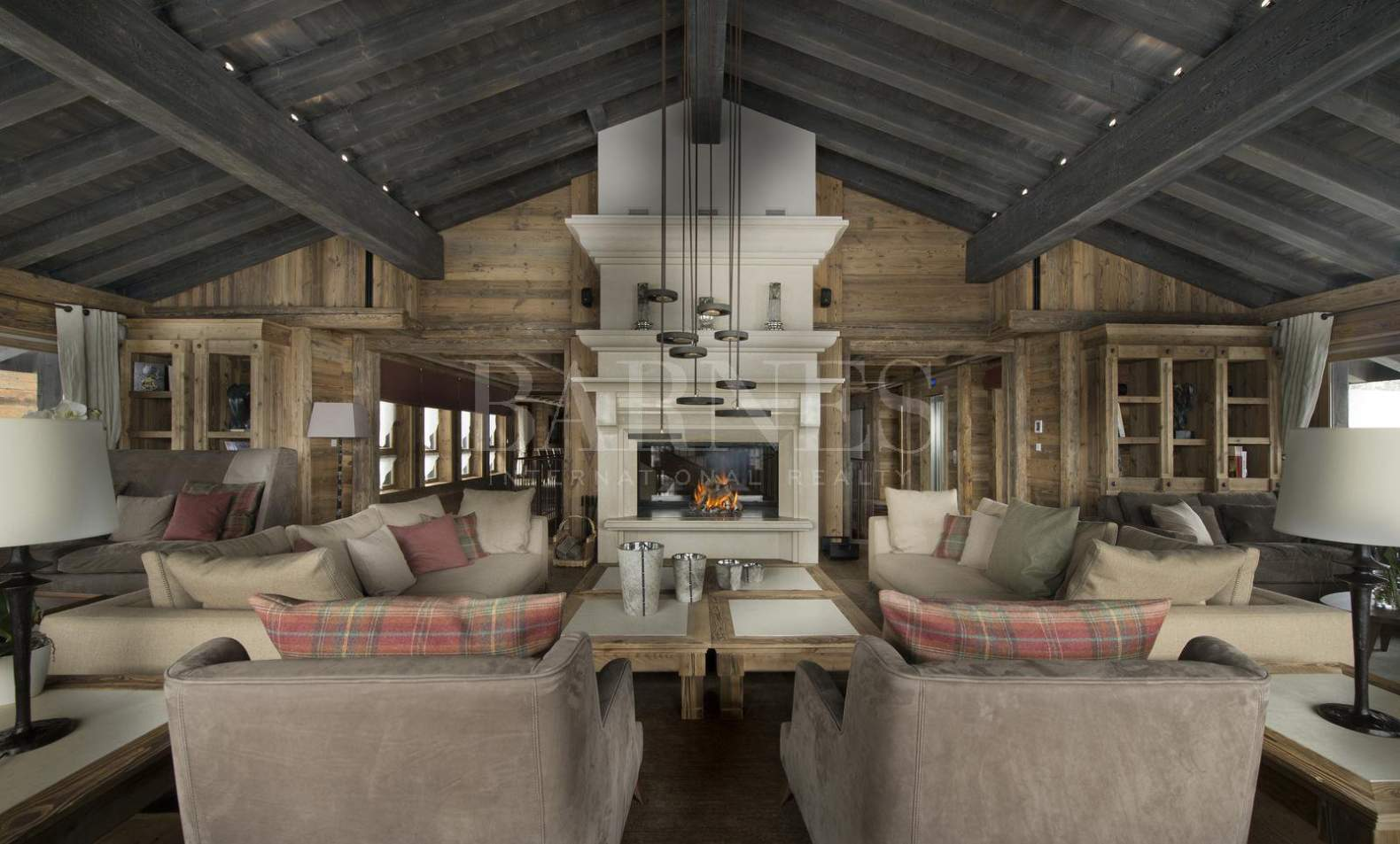 Courchevel  - Chalet  8 Chambres - picture 3