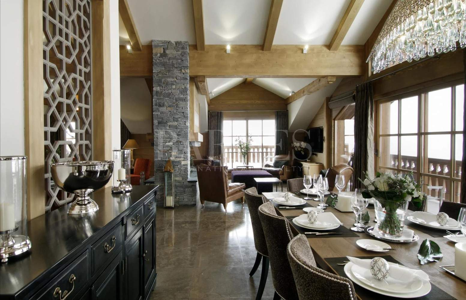 Courchevel  - Chalet  6 Chambres - picture 2
