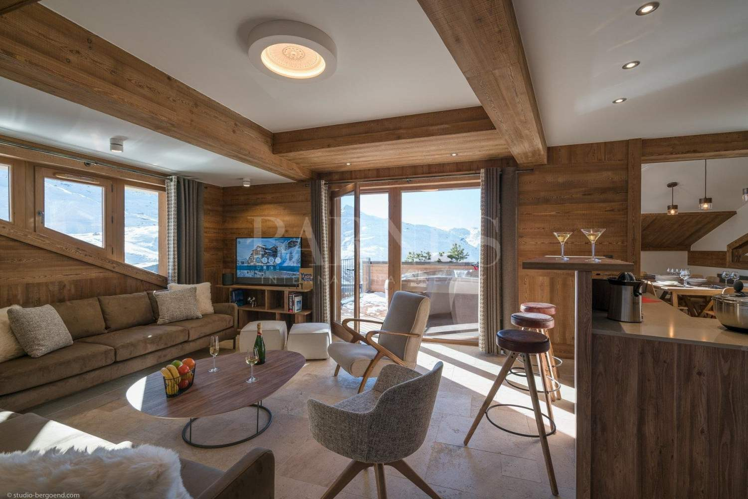 Val Thorens  - Appartement  - picture 1