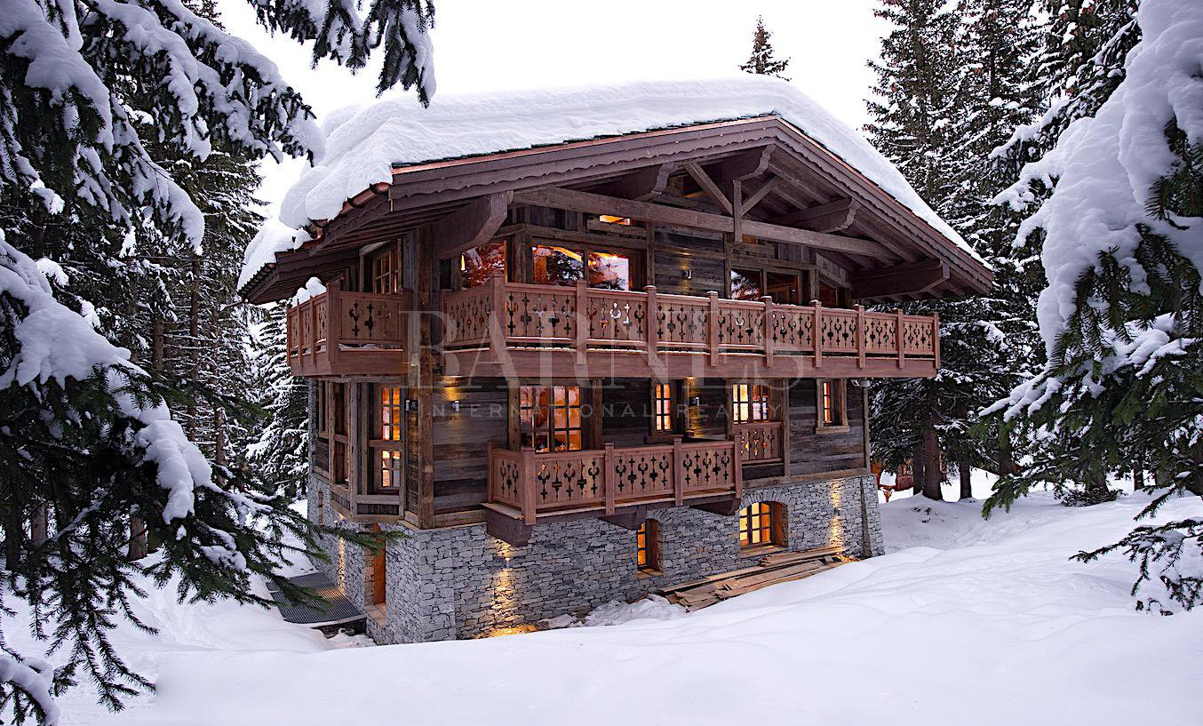 Courchevel  - Chalet 7 Bedrooms - picture 1