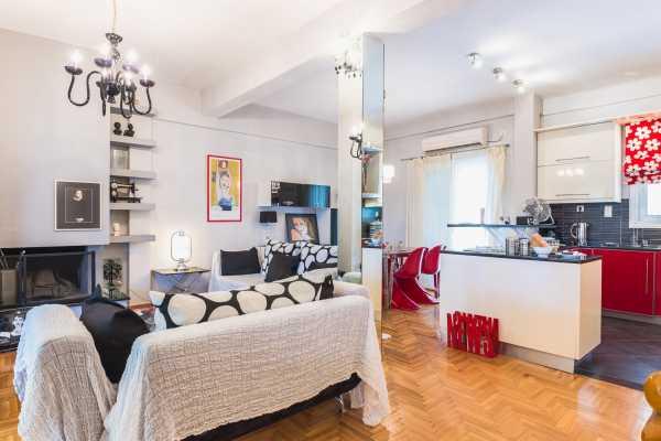 Superbe Appartement Penthouse | Neapoli, Exárcheia,...