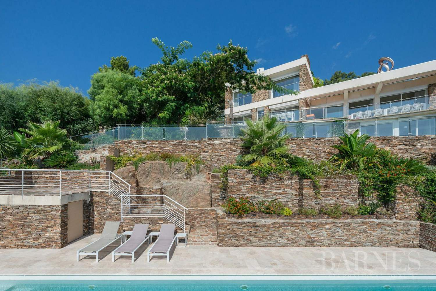 A vendre Le Lavandou villa 6 chambres vue mer panoramique - piscine picture 13