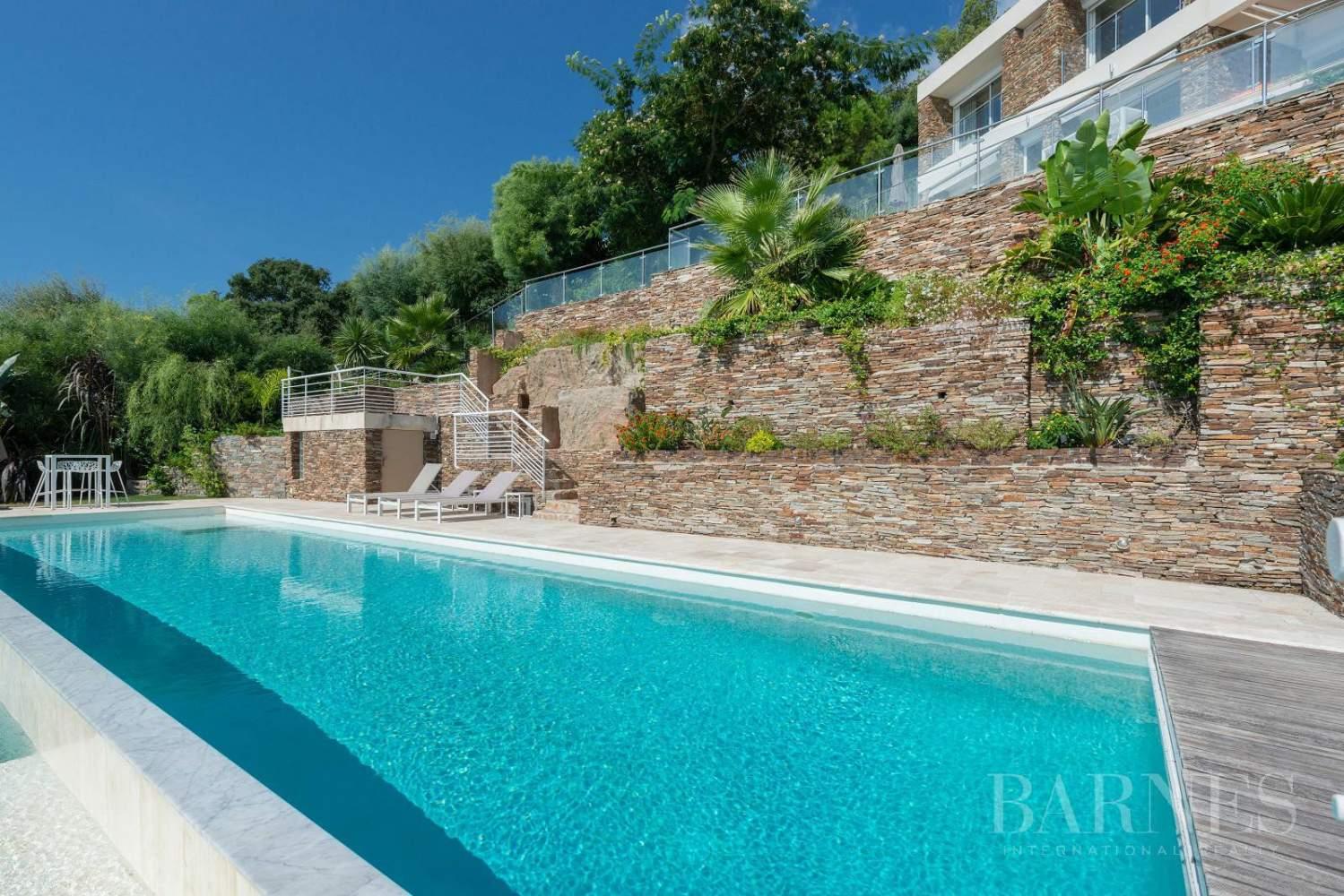 A vendre Le Lavandou villa 6 chambres vue mer panoramique - piscine picture 8