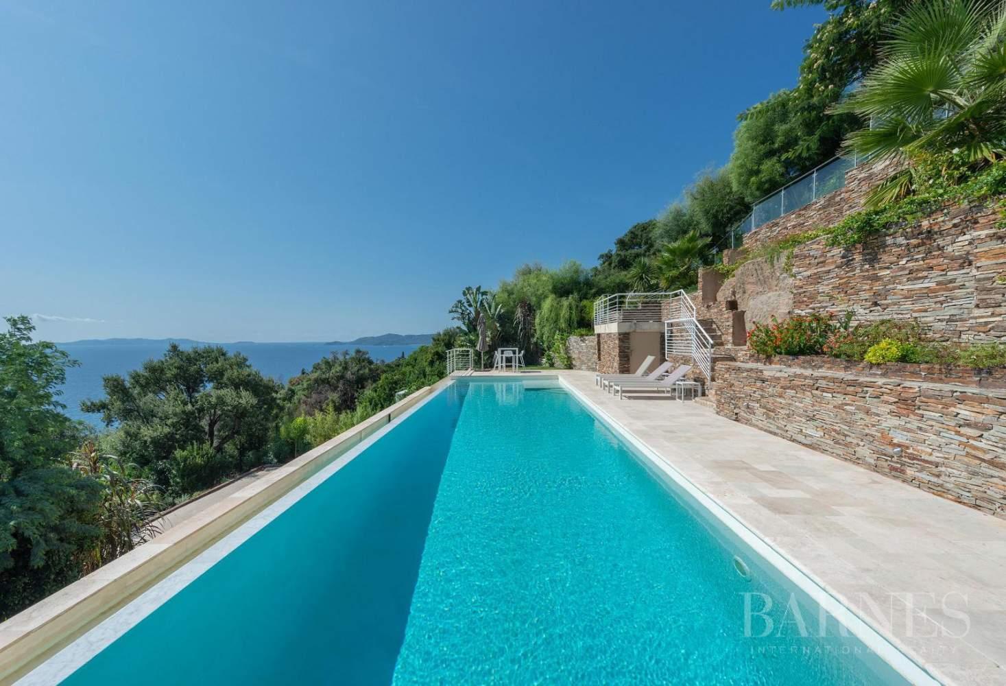 A vendre Le Lavandou villa 6 chambres vue mer panoramique - piscine picture 9