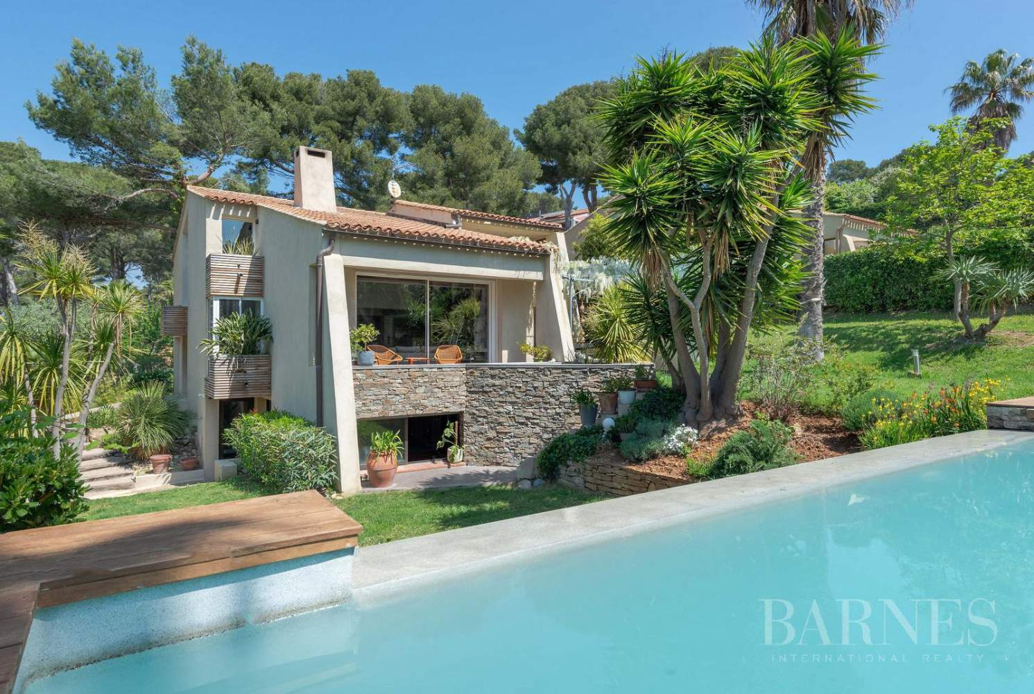 Vente - Sanary - La Cride - Villa d'architecte - Piscine - Proche plage et port picture 10