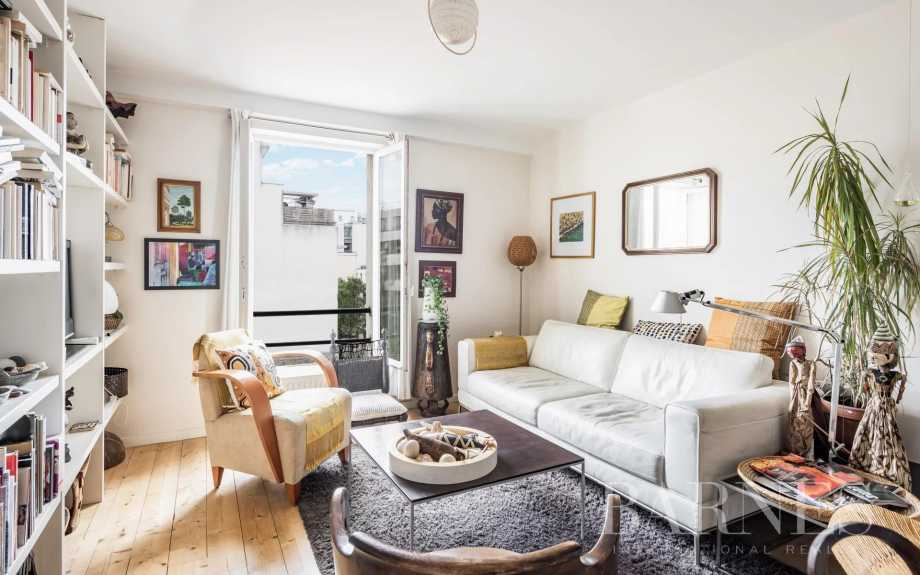 Appartement Paris 75019