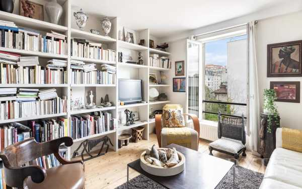 Appartement Paris 75019  -  ref 6116760 (picture 2)