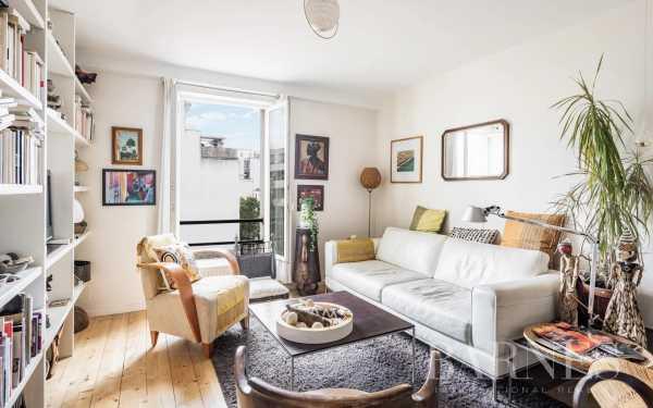 Appartement Paris 75019  -  ref 6116760 (picture 1)
