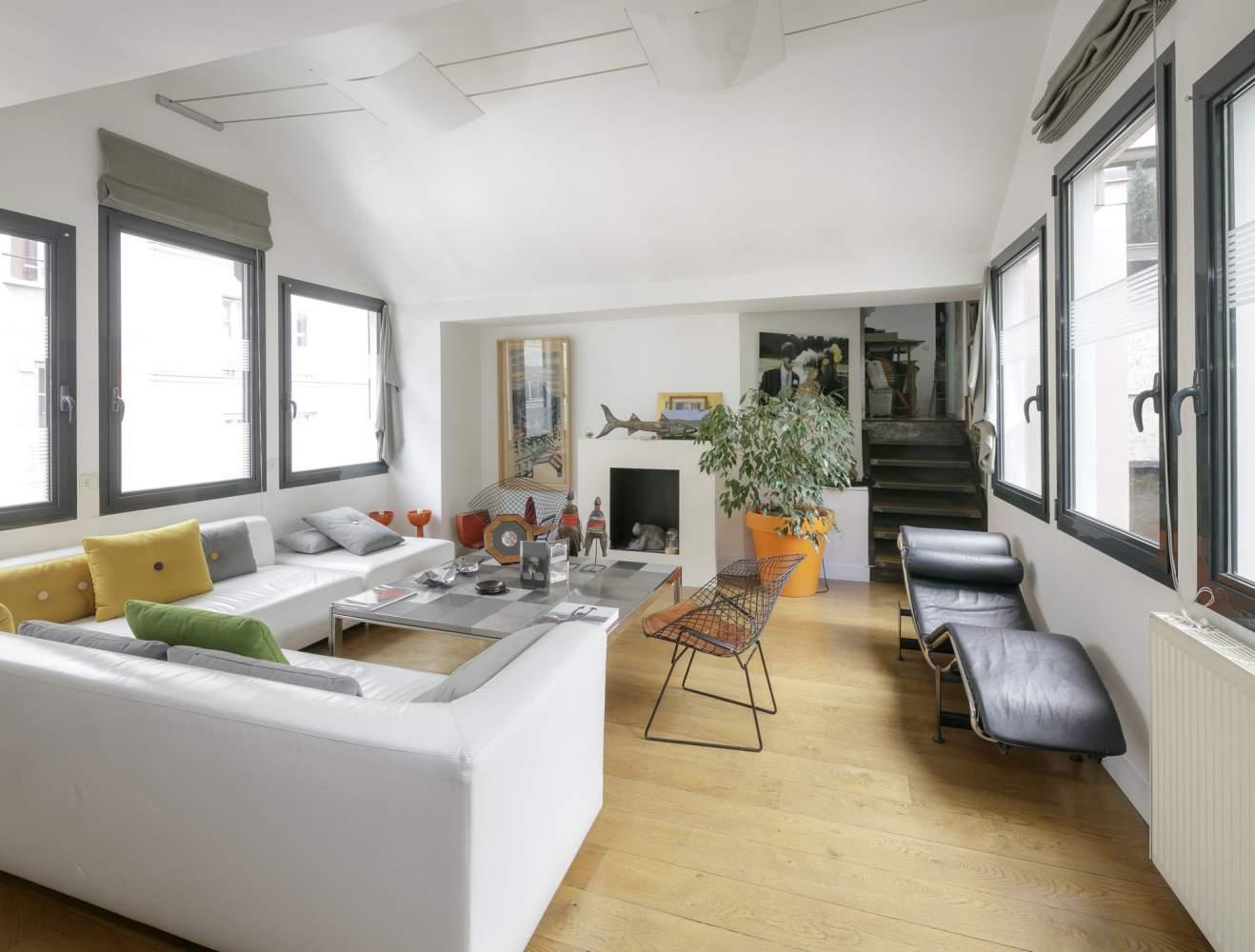 Paris  - Appartement 8 Pièces 4 Chambres - picture 3