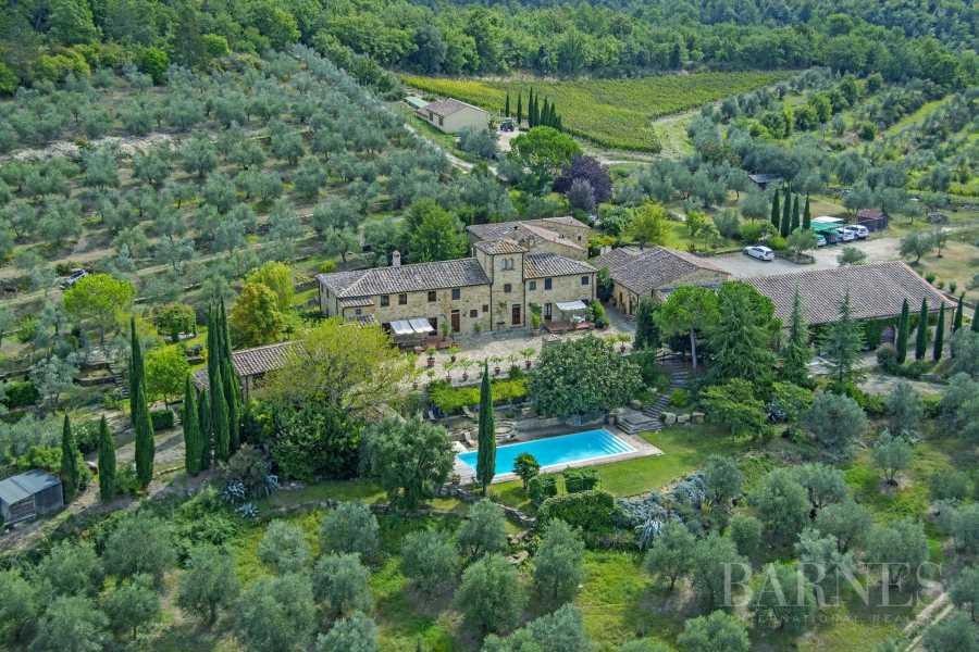 Tavarnelle Val di Pesa  - Villa 10 Cuartos 9 Habitaciones