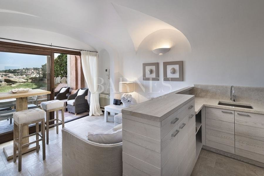 Porto Cervo  - Appartement 2 Pièces, 1 Chambre