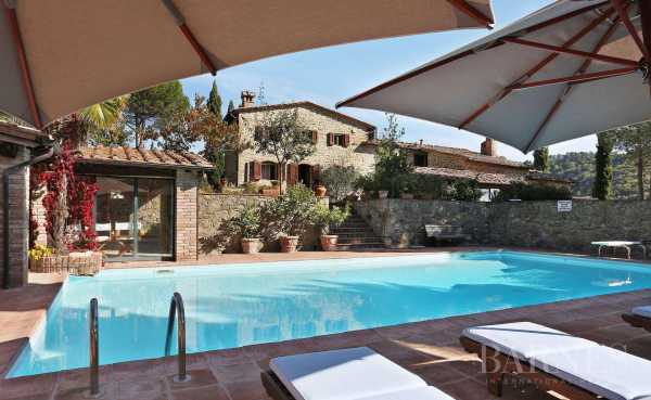 Villa Gaiole in Chianti  -  ref 2853450 (picture 1)