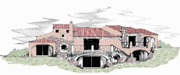 Villa Arzachena  -  ref 4603711 (picture 1)