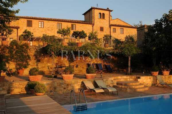 Barberino Tavarnelle  - Villa 10 Cuartos 9 Habitaciones
