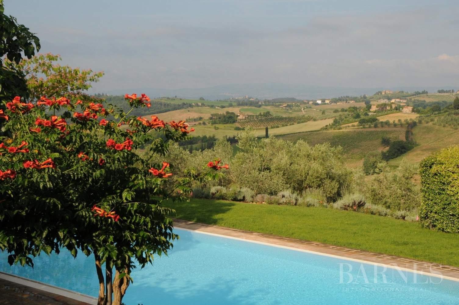Barberino Tavarnelle  - Villa 10 Cuartos 9 Habitaciones - picture 7