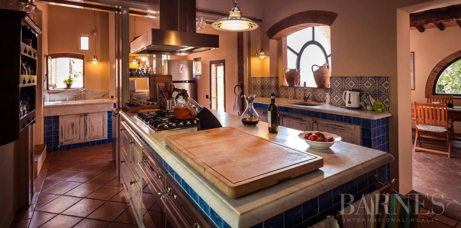 Barberino Tavarnelle  - Villa 10 Cuartos 9 Habitaciones - picture 9