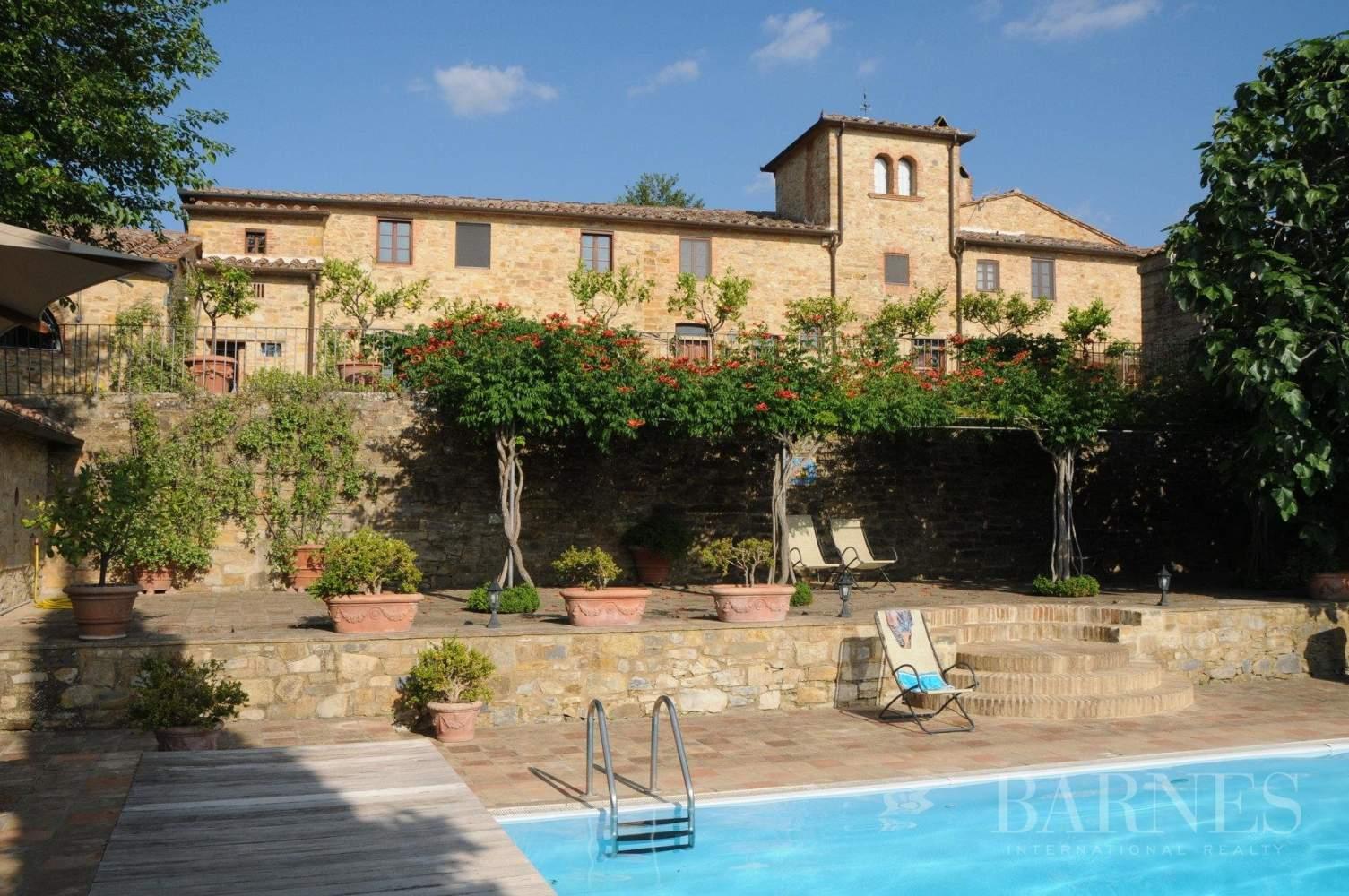 Barberino Tavarnelle  - Villa 10 Cuartos 9 Habitaciones - picture 5
