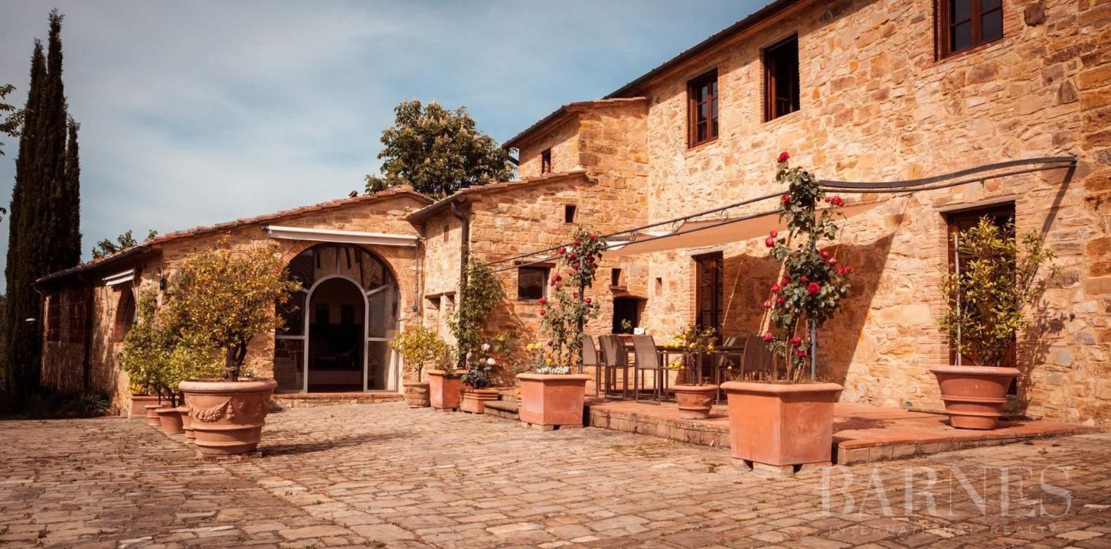 Barberino Tavarnelle  - Villa 10 Cuartos 9 Habitaciones - picture 3