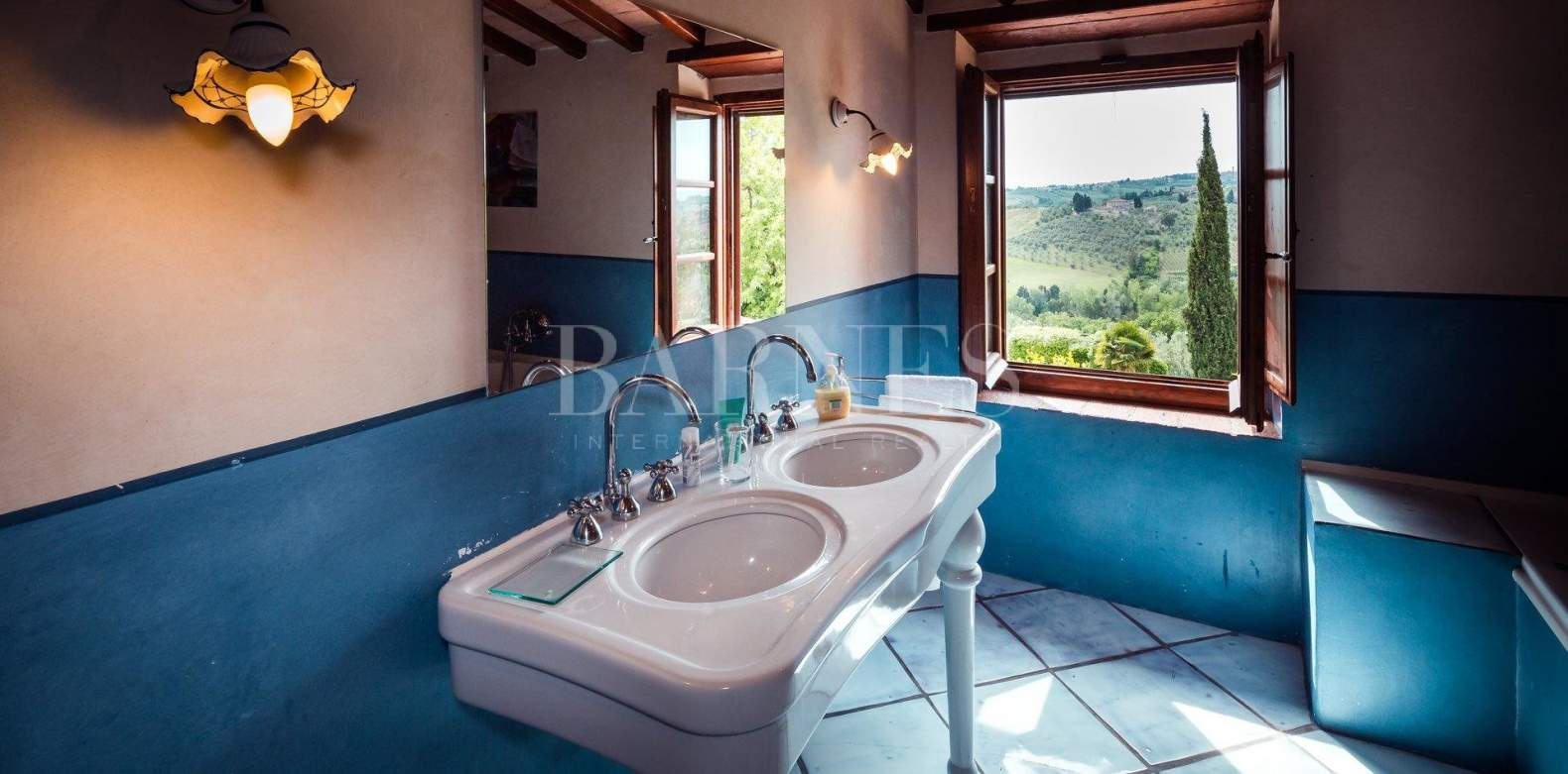 Barberino Tavarnelle  - Villa 10 Cuartos 9 Habitaciones - picture 13