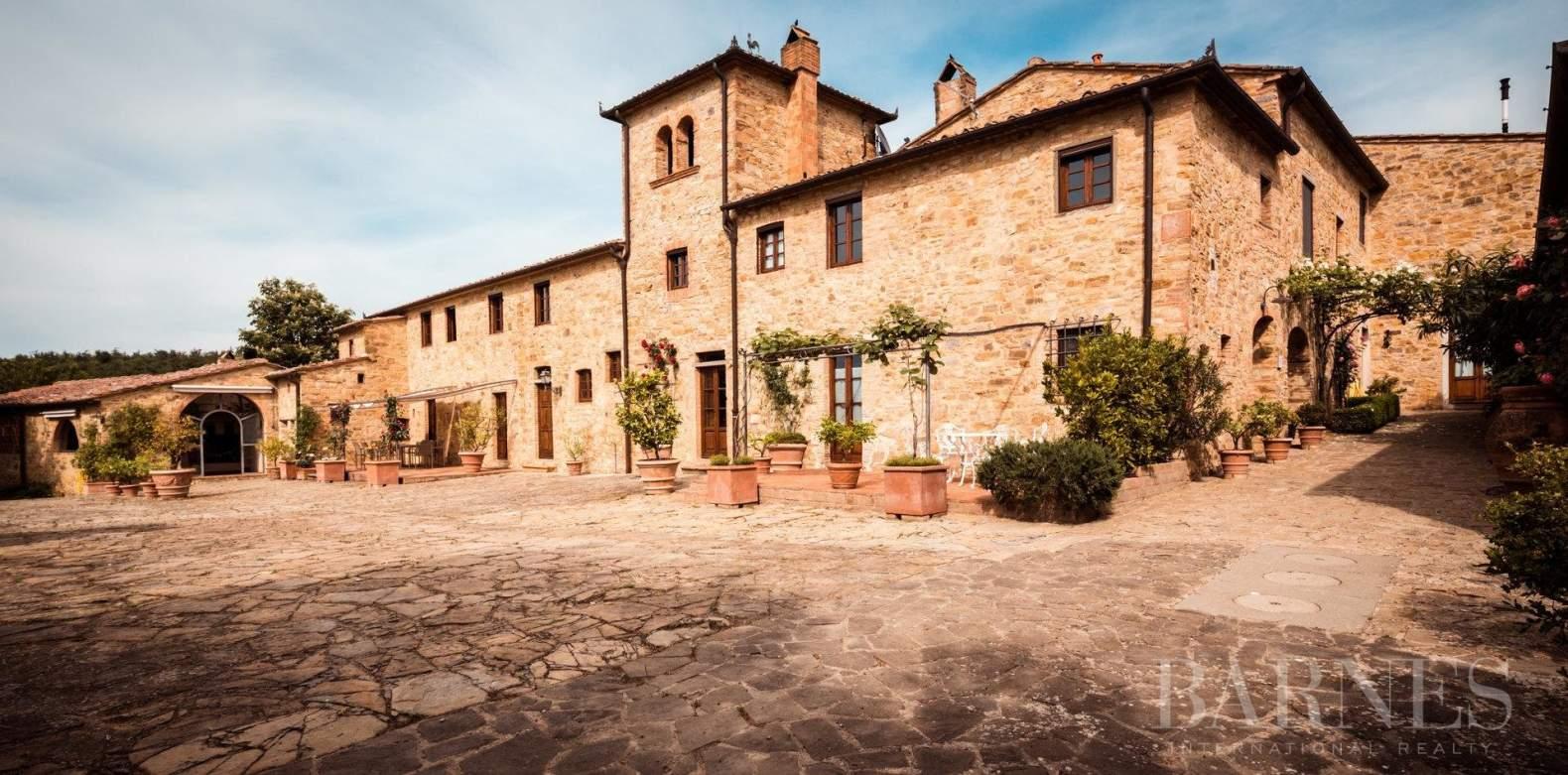 Tavarnelle Val di Pesa  - Villa 10 Cuartos 9 Habitaciones - picture 3