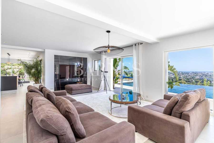 Vallauris  - Villa 5 Bedrooms