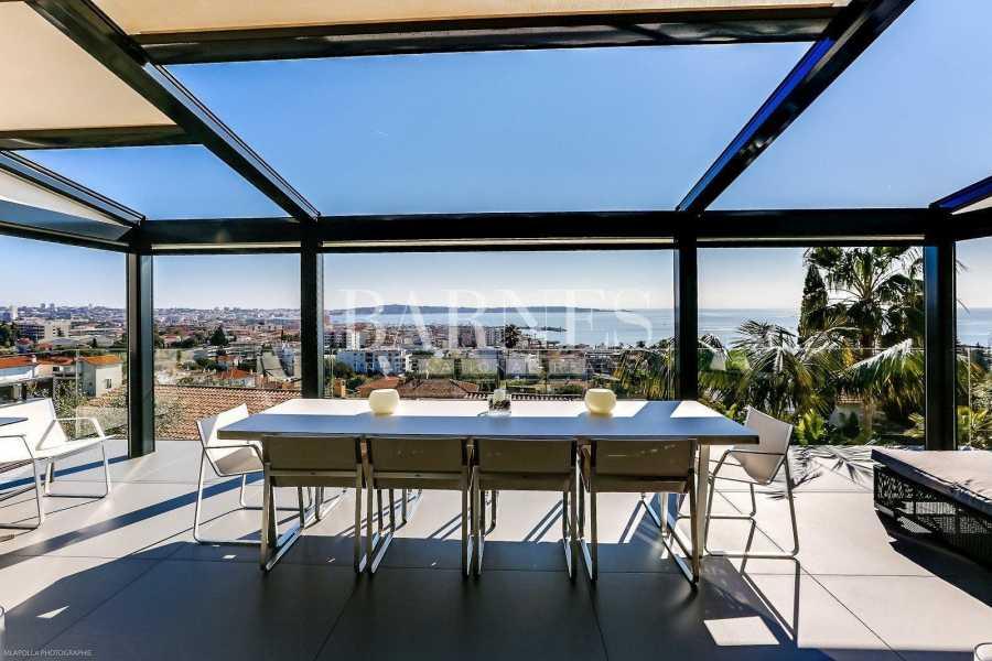 Golfe-Juan  - Villa 6 Pièces 4 Chambres