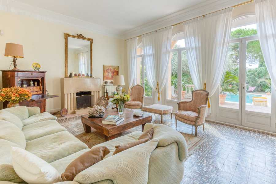 Cannes  - Villa 6 Pièces 4 Chambres