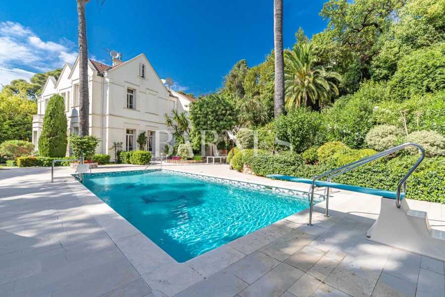 Cannes  - Manoir 28 Pièces 14 Chambres