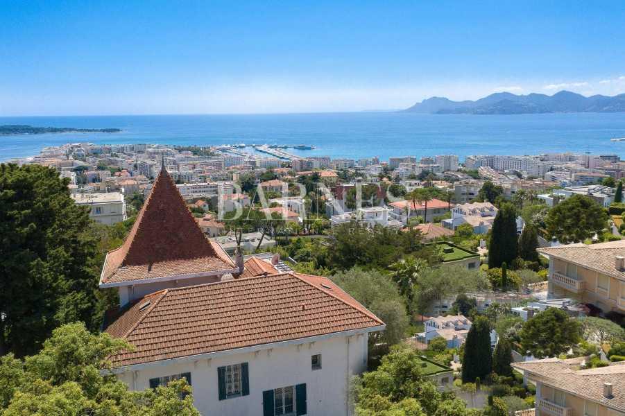 Cannes  - Hôtel particulier 9 Pièces 6 Chambres