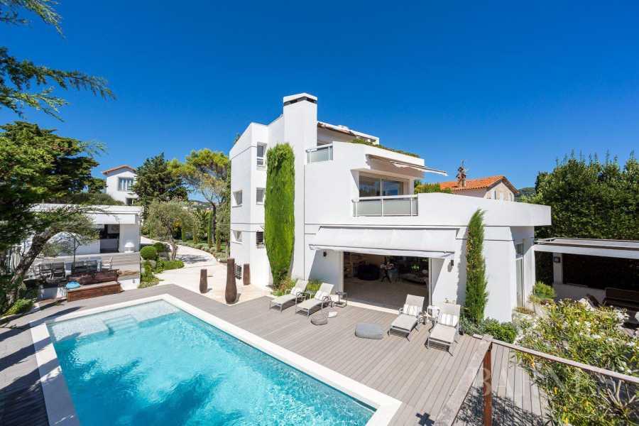 Cannes  - Maison  10 Chambres