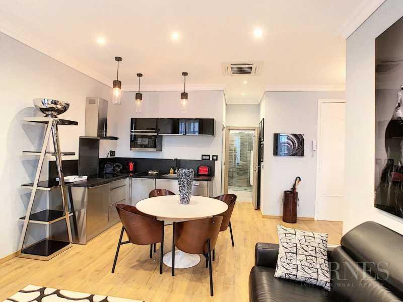 Cannes  - Appartement 2 Pièces, 1 Chambre