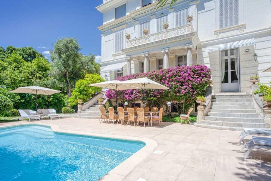 Apartment villa Cannes