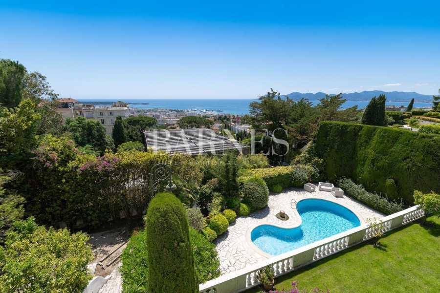 Cannes  - Palacete 6 Cuartos 5 Habitaciones